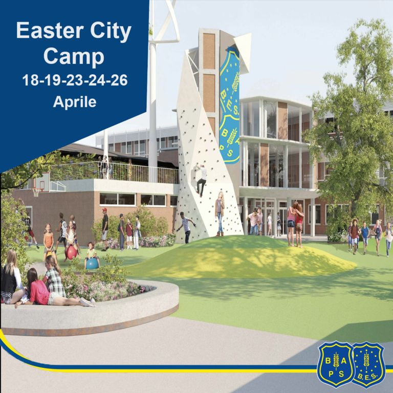 Easter City Camp
