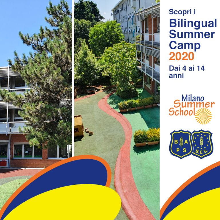 BILINGUAL SUMMER CAMP 2020