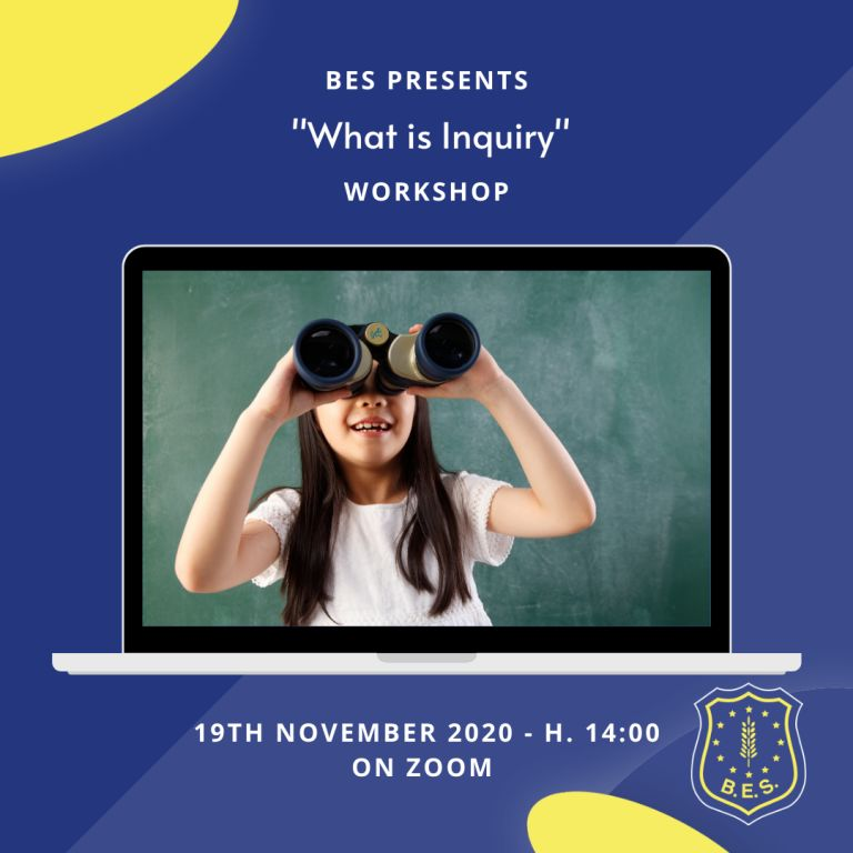 workshop: what is inquiry?