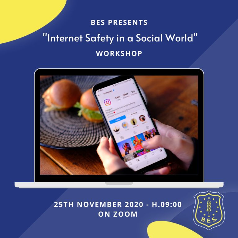 Workshop: Internet Safety in a Social World