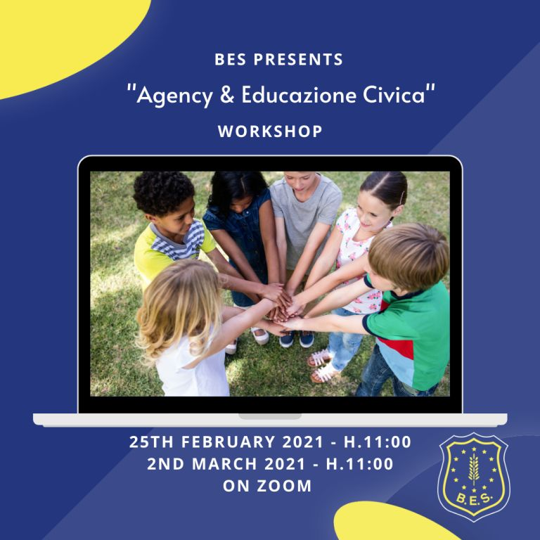 WORKSHOP: Agency & Educazione Civica