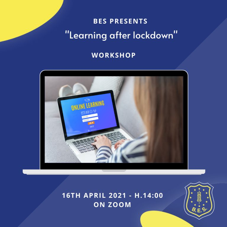 WORKSHOP: Learning after lockdown