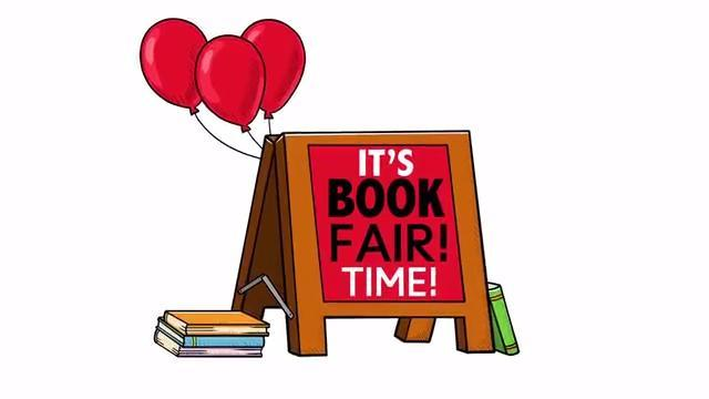 Book Fair - BES gymnasium